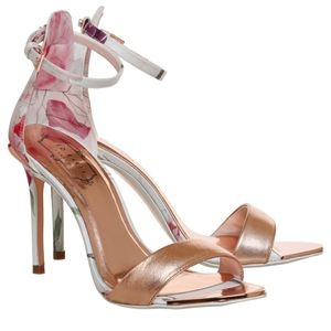 NWOB Ted Baker | Charv Strappy Heels
